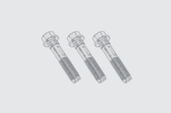 Cylinder head bolts